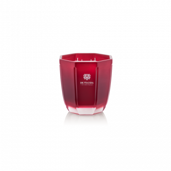 Decorative Candle Tormalina - Rosso Nobile