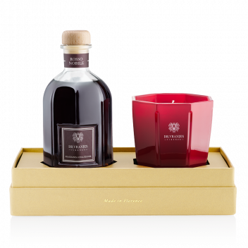 Gift Box with Diffuser 250ml and Candle 200gr