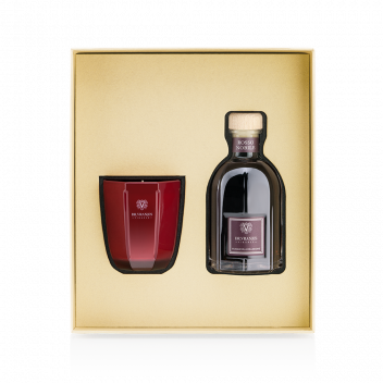 Gift Box with Diffuser 100ml and Candle 80gr