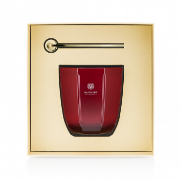 Gift Box Rosso Nobile Candle with Snuffer