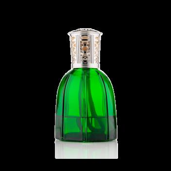 Empoli Green glass Lamparfum with Refill